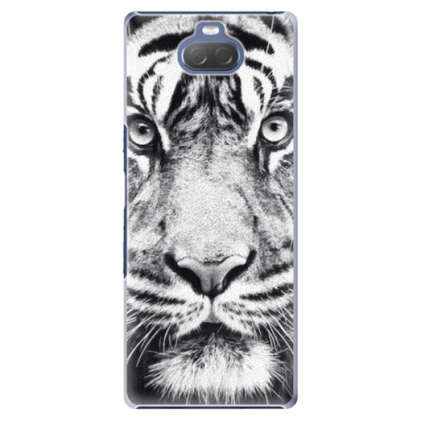 Plastové pouzdro iSaprio - Tiger Face - Sony Xperia 10