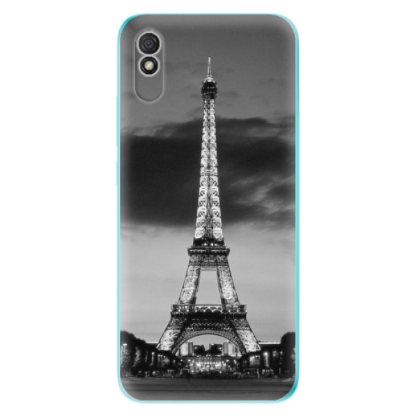 Odolné silikonové pouzdro iSaprio - Midnight in Paris - Xiaomi Redmi 9A