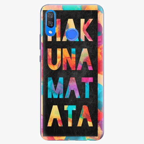 Plastový kryt iSaprio - Hakuna Matata 01 - Huawei Y9 2019