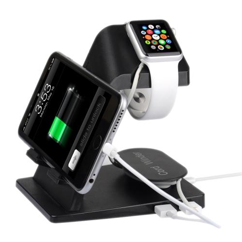 Nabíjecí stojánek Itian A16 pro Apple Watch 38mm / 42mm černý