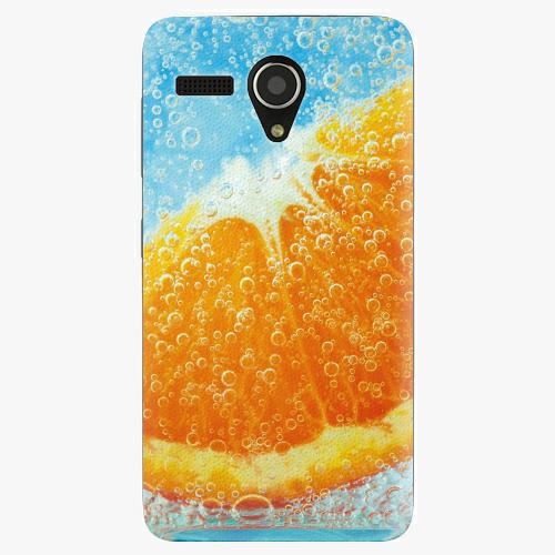 Plastový kryt iSaprio - Orange Water - Lenovo A606