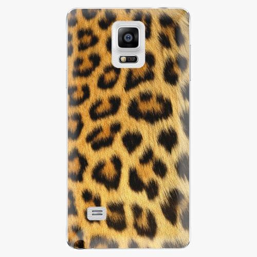 Plastový kryt iSaprio - Jaguar Skin - Samsung Galaxy Note 4