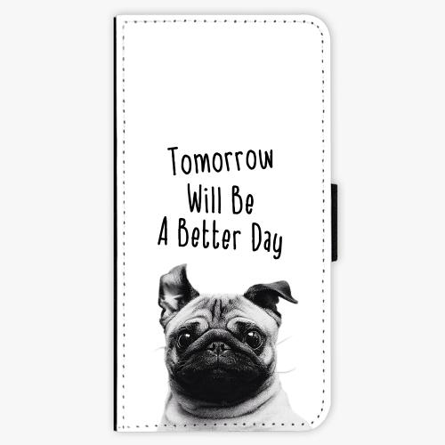 Flipové pouzdro iSaprio - Better Day 01 - iPhone 7 Plus