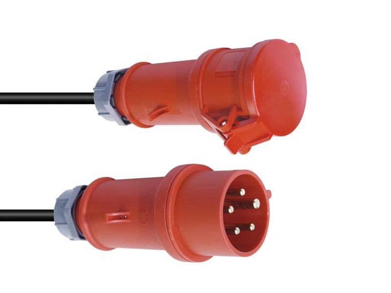 PSSO prodlužovací kabel CEE, 16A, 3x2,5mm2, 10m
