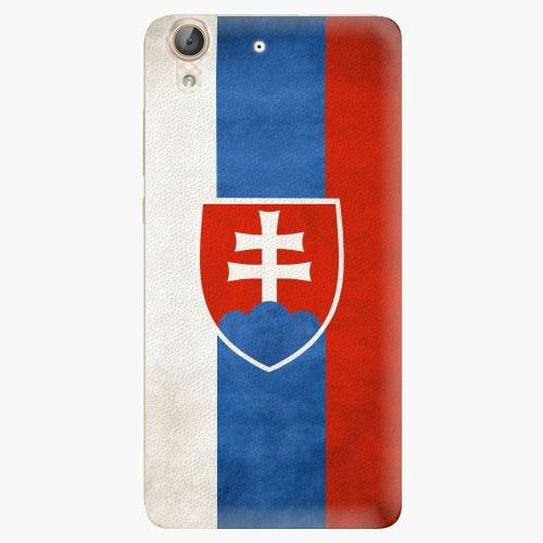 Plastový kryt iSaprio - Slovakia Flag - Huawei Y6 II