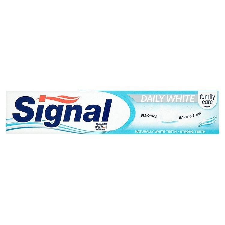 Family Care Daily white zubní pasta 75 ml