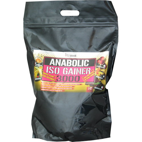 Anabolic Iso Gainer
