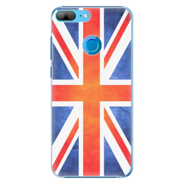 Plastové pouzdro iSaprio - UK Flag - Huawei Honor 9 Lite