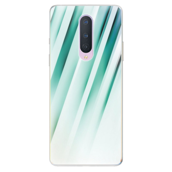 Odolné silikonové pouzdro iSaprio - Stripes of Glass - OnePlus 8