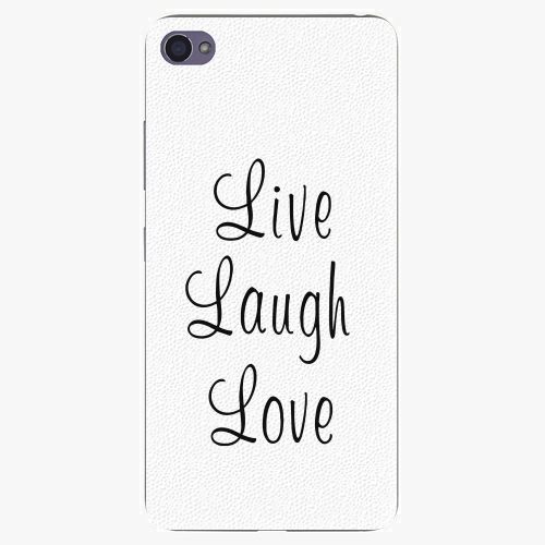 Plastový kryt iSaprio - Live Laugh Love - Lenovo S90