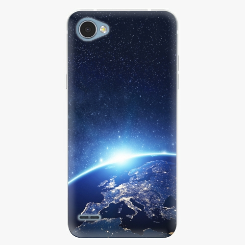Plastový kryt iSaprio - Earth at Night - LG Q6