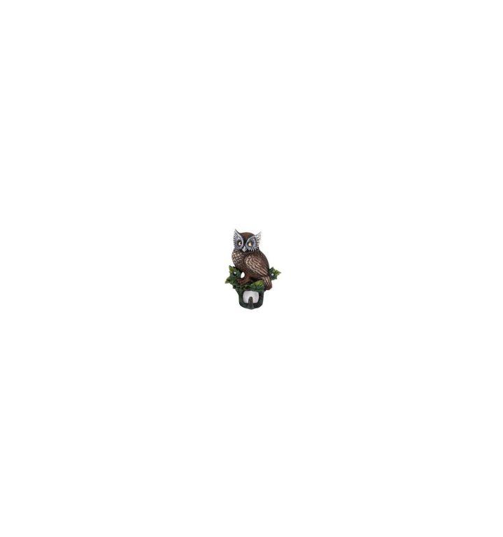Koový věšák - háček Sovičky 2