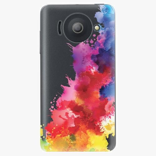 Plastový kryt iSaprio - Color Splash 01 - Huawei Ascend Y300