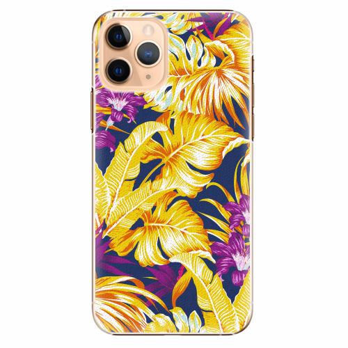 Plastový kryt iSaprio - Tropical Orange 04 - iPhone 11 Pro