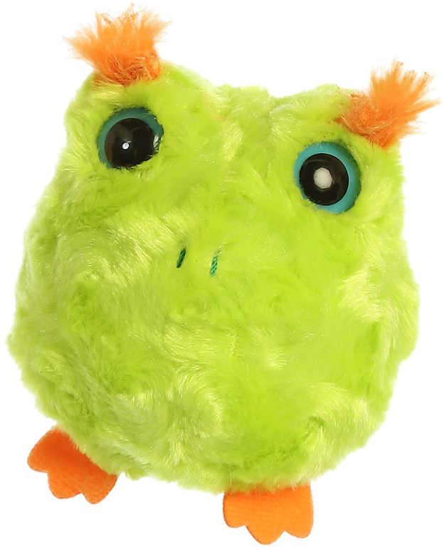 PLYŠ Yoo Hoo Žába zakulacené zvířátko YooHoo & Friends *PLYŠOVÉ HRAČKY*