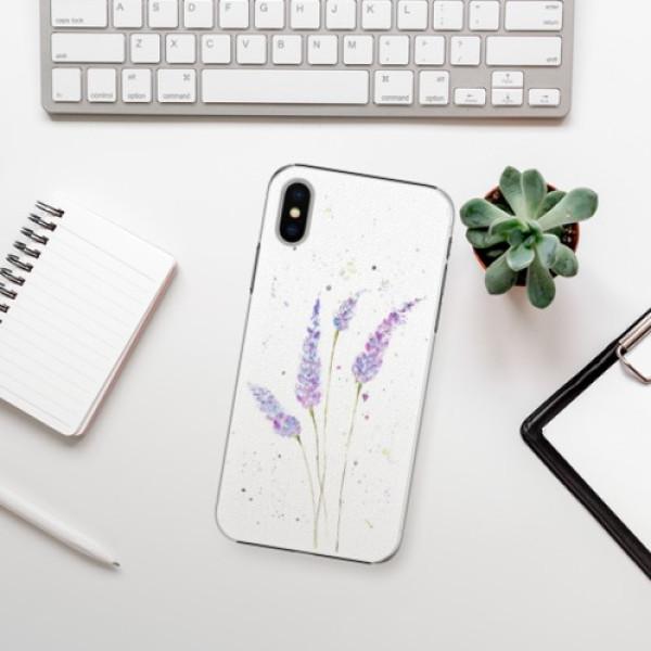 Plastové pouzdro iSaprio - Lavender - iPhone X