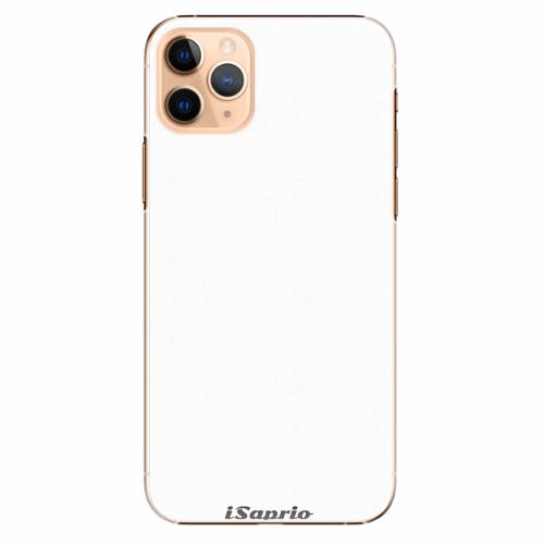 Plastový kryt iSaprio - 4Pure - bílý - iPhone 11 Pro Max