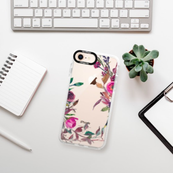 Silikonové pouzdro Bumper iSaprio - Herbs 01 - iPhone 8