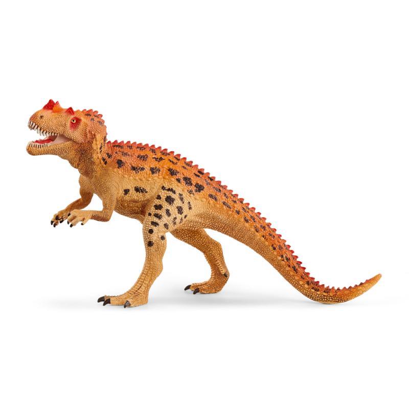 Prehistorické zvířátko - Ceratosaurus s pohyblivou čelistí