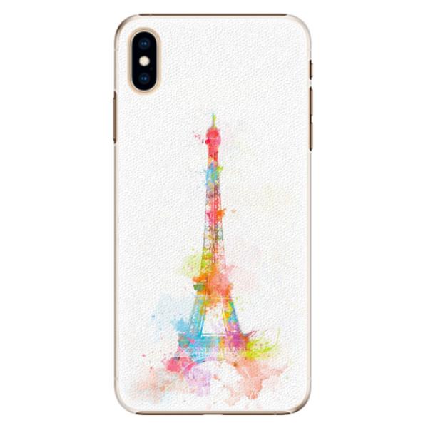 Plastové pouzdro iSaprio - Eiffel Tower - iPhone XS Max