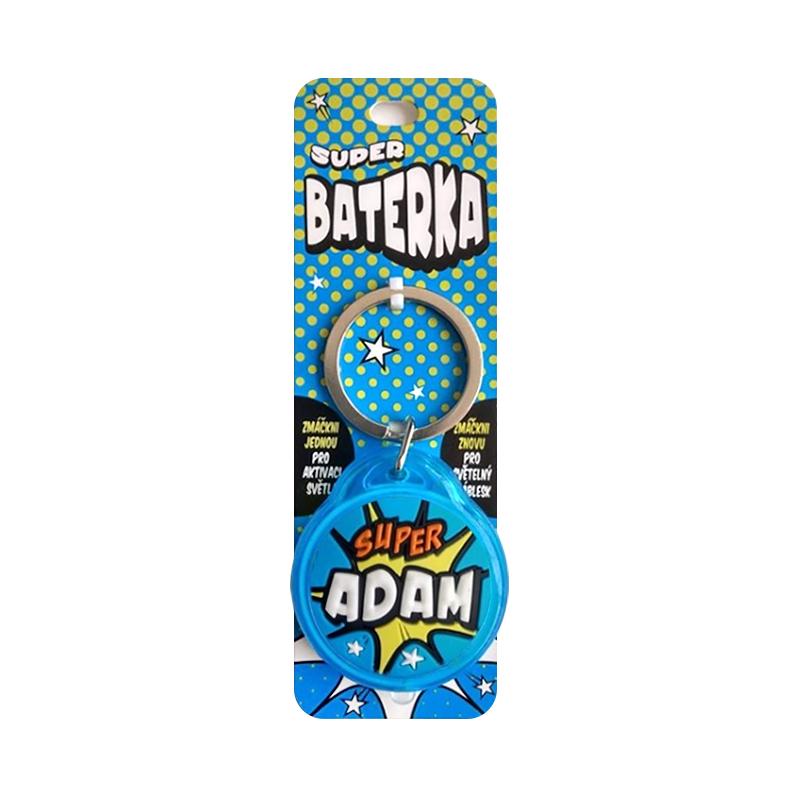 Super baterka - Adam