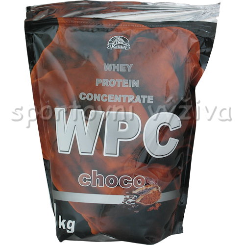 WPC Whey Protein Concentrate - 1000g-capuccino