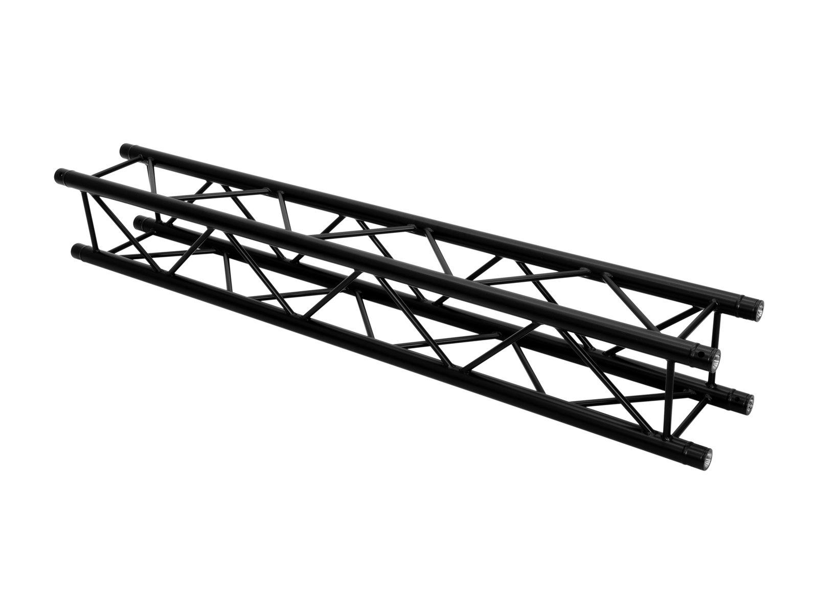Quadlock S6082-3000, rovný díl 3 m, černý