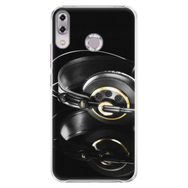 Plastové pouzdro iSaprio - Headphones 02 - Asus ZenFone 5Z ZS620KL