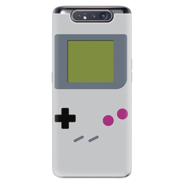 Odolné silikonové pouzdro iSaprio - The Game - Samsung Galaxy A80