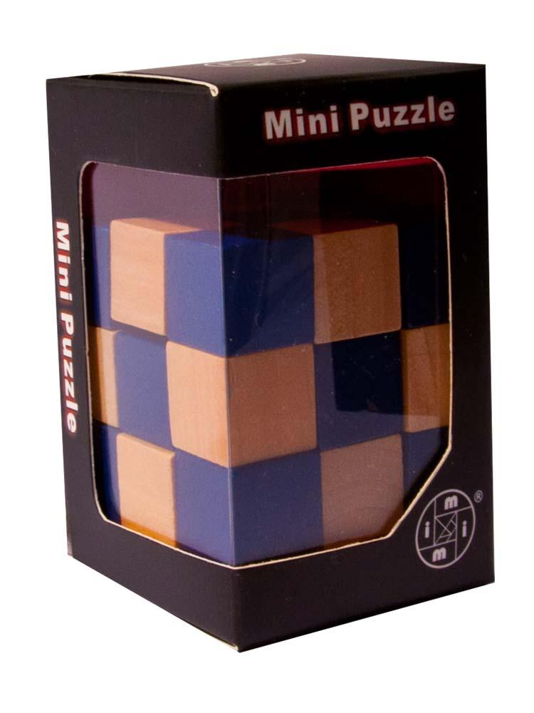 Mini hlavolam - Kostka šachovnice