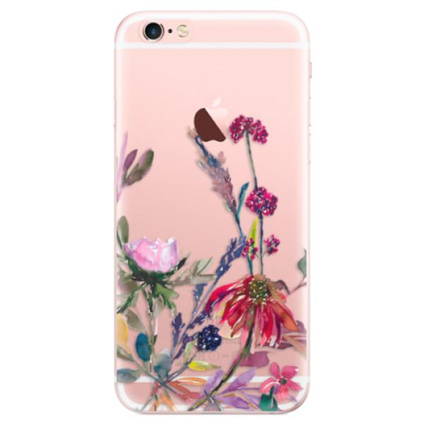 Odolné silikonové pouzdro iSaprio - Herbs 02 - iPhone 6 Plus/6S Plus