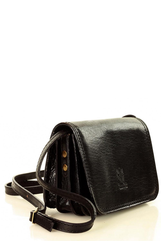 Přírodní kožená taška model 136552 Mazzini - UNI velikost