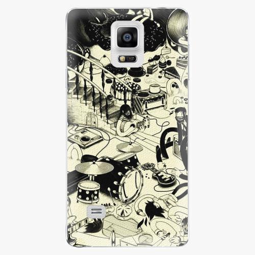 Plastový kryt iSaprio - Underground - Samsung Galaxy Note 4
