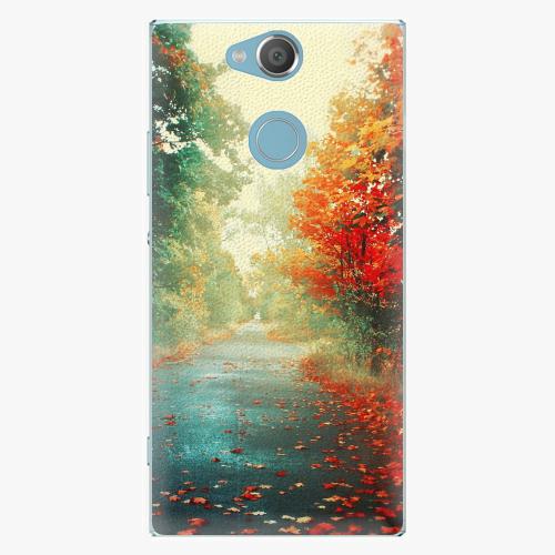 Plastový kryt iSaprio - Autumn 03 - Sony Xperia XA2