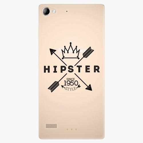 Plastový kryt iSaprio - Hipster Style 02 - Lenovo Vibe X2