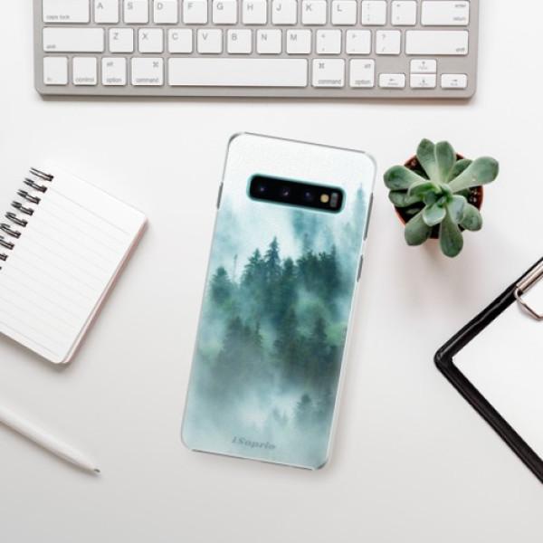 Plastové pouzdro iSaprio - Forrest 08 - Samsung Galaxy S10
