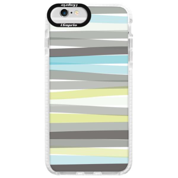 Silikonové pouzdro Bumper iSaprio - Stripes - iPhone 6/6S