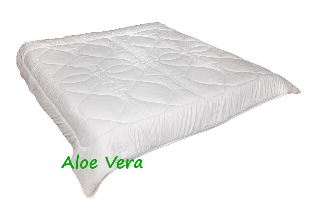 Francouzská přikrývka Aloe Vera celoroční 220x200cm 1320g