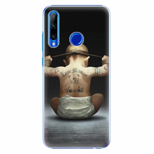 Plastový kryt iSaprio - Crazy Baby - Huawei Honor 20 Lite