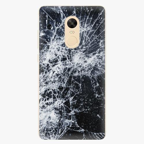 Plastový kryt iSaprio - Cracked - Xiaomi Redmi Note 4X