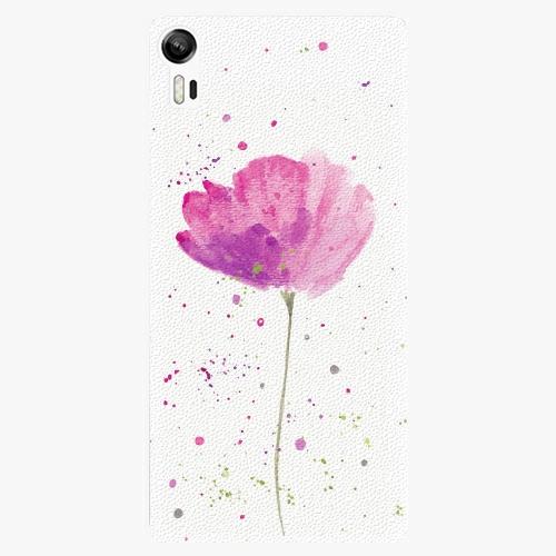 Plastový kryt iSaprio - Poppies - Lenovo Vibe Shot