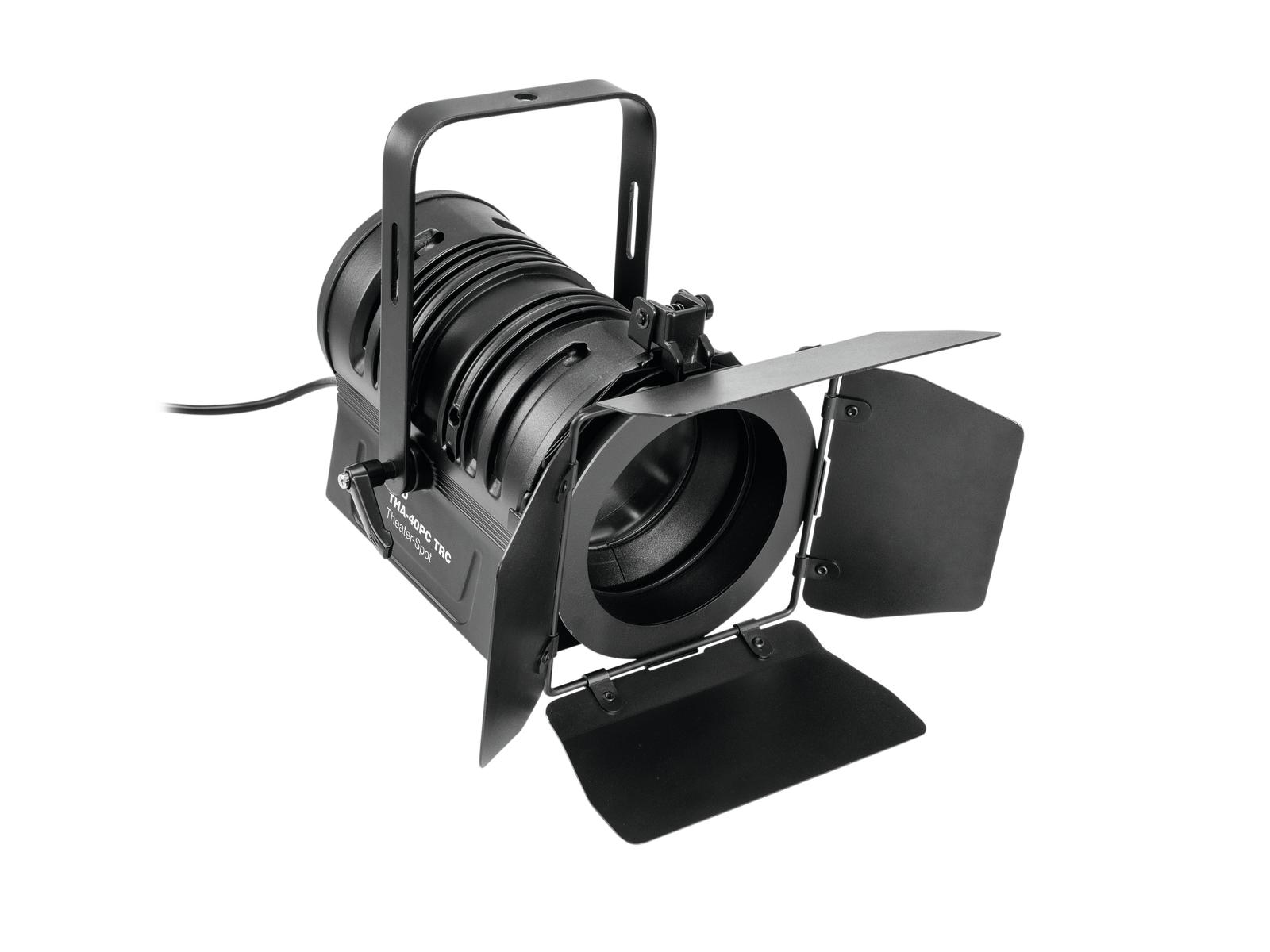Eurolite LED THA-40PC TRC divadelní reflektor, černý
