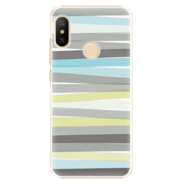 Plastové pouzdro iSaprio - Stripe - Xiaomi Mi A2 Lite