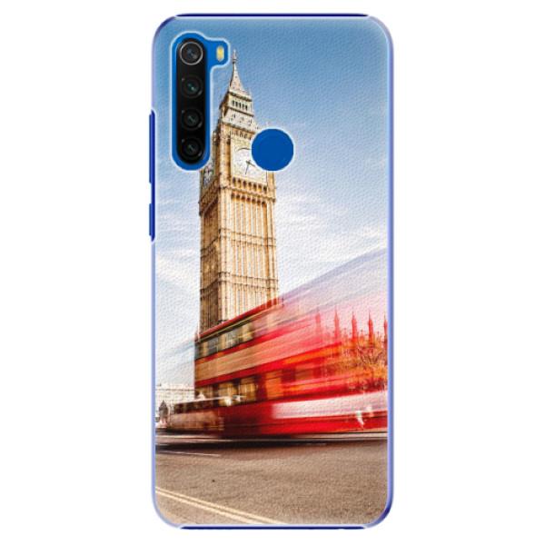 Plastové pouzdro iSaprio - London 01 - Xiaomi Redmi Note 8T
