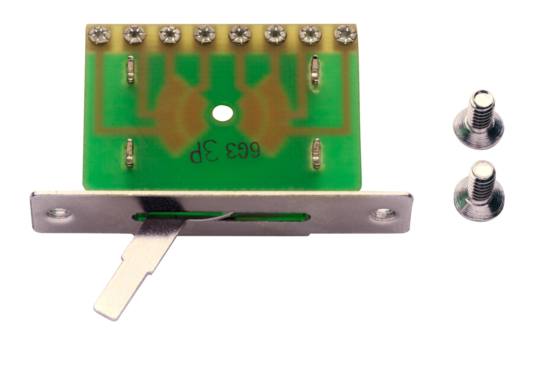 Stagg SP-SWTV-3WB, přepínač pro elektrickou kytaru
