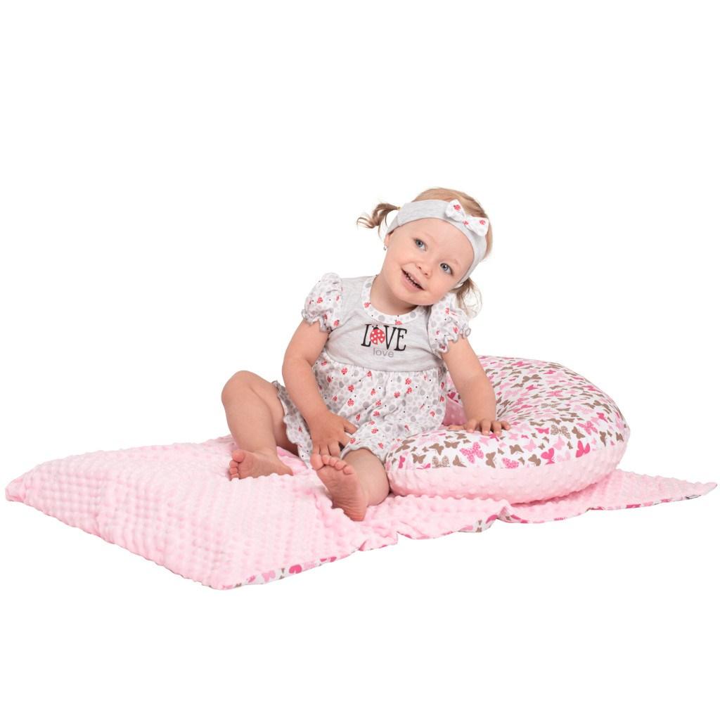 Dětská deka z Minky New Baby