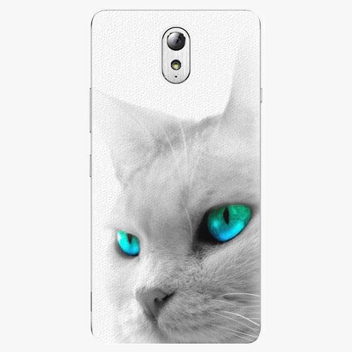 Plastový kryt iSaprio - Cats Eyes - Lenovo P1m