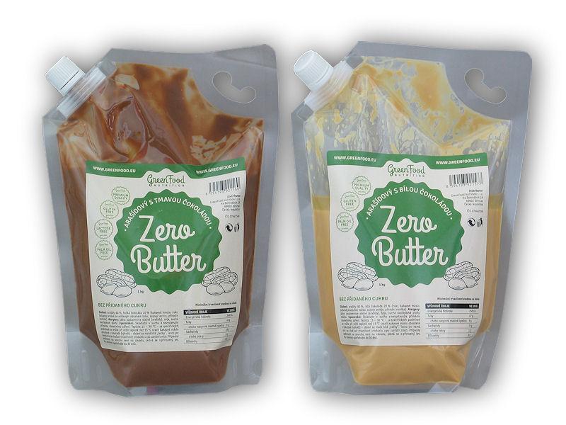 Zero Butter <b>arašídový</b> krém