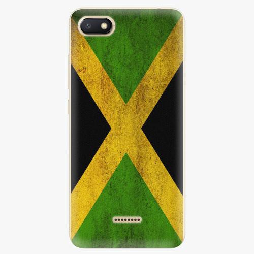 Plastový kryt iSaprio - Flag of Jamaica - Xiaomi Redmi 6A