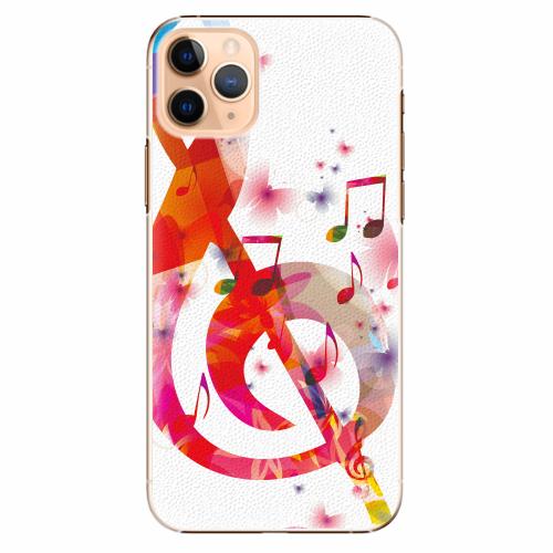Plastový kryt iSaprio - Love Music - iPhone 11 Pro Max